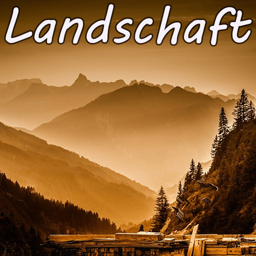 Cocktail Landschaft